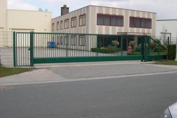 Pose de portail à Clermont-Ferrand